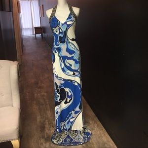 BEAUTIFUL EMILIO PUCCI GOWN! Worn once!